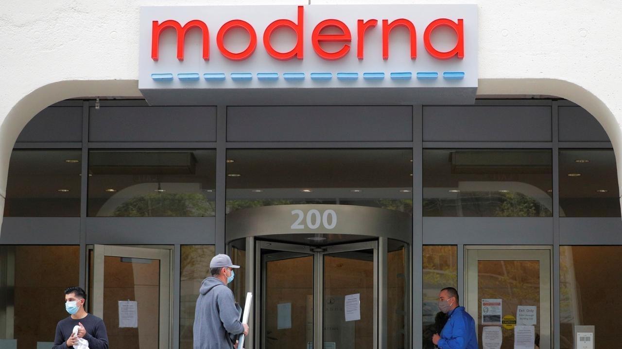 Why Moderna Stock Climbed image